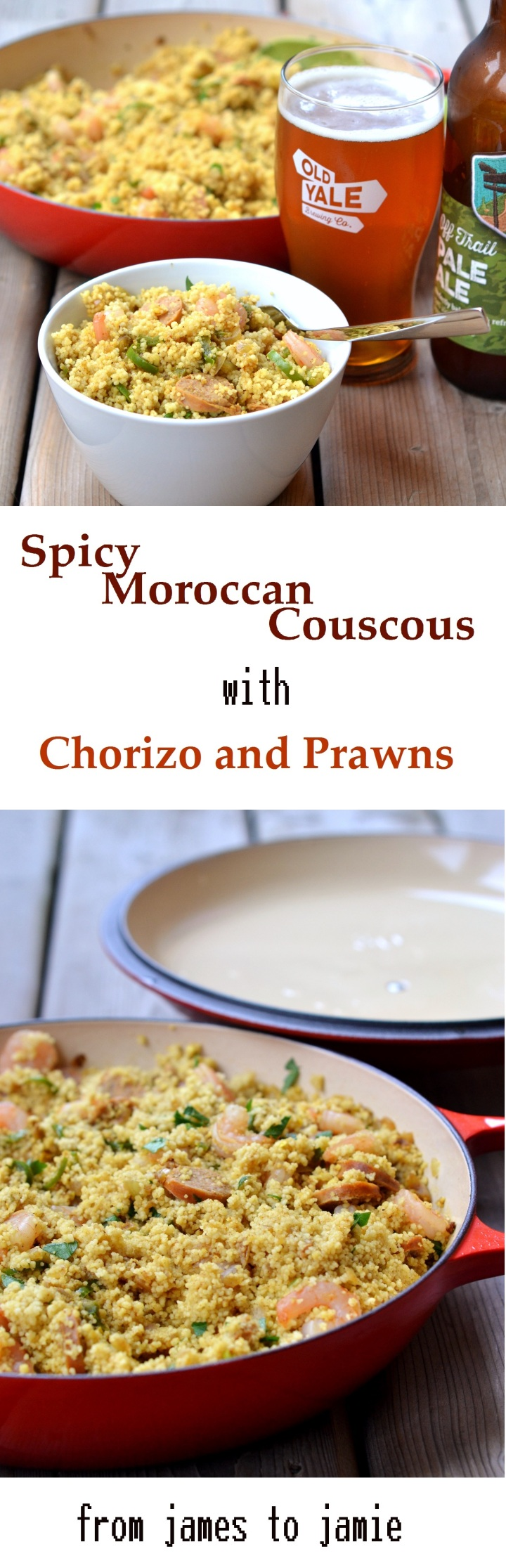 spicy moroccan couscous
